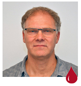 Claus Dahl - Formand for Bloddonor i Roskilde